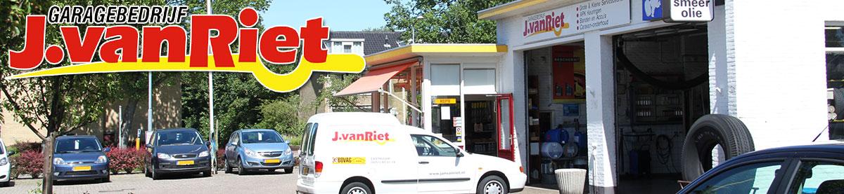 Garagebedrijf J. van Riet